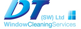 dt window cleaning logo